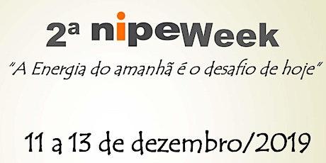2ª NIPE Week ingressos