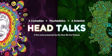 Shane Mauss - Head Talks Comedy Tour tickets
