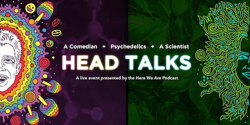 Shane Mauss - Head Talks Comedy Tour