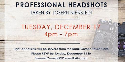 Headshot Photography Event