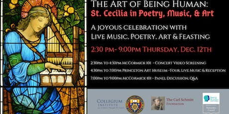 The Art of Being Human: St. Cecilia in Poetry, Music, and Art tickets
