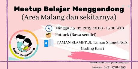Meet Up Belajar Menggendong Area Malang V.0.1 tickets