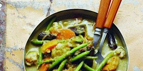 Vegetarian Thai Cookery tickets