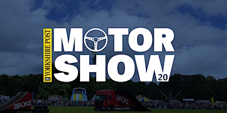 Yorkshire Post Motor Show 2020 tickets