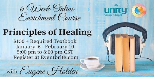 Principles of Healing Online Course