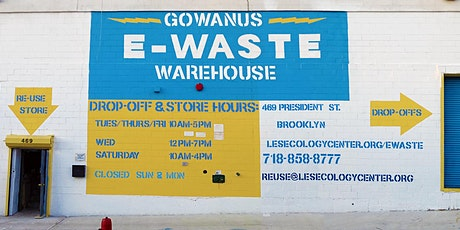 Lower East Side E-Waste Warehouse Tour with Circular City Week tickets