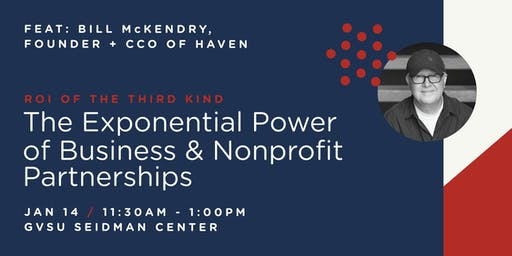 The Exponential Power of Business & Nonprofit Partnerships