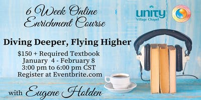 Diving Deeper, Flying Higher Online Course