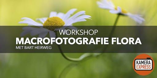 Macrofotografie Flora met Bart Heirweg