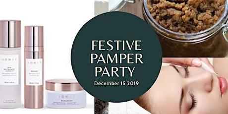 Festive Pamper with a Purpose - DIY Spa Gift + Wellness Demos + Meet MONAT tickets