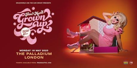 Trixie Mattel: Grown Up (Palladium, London) tickets