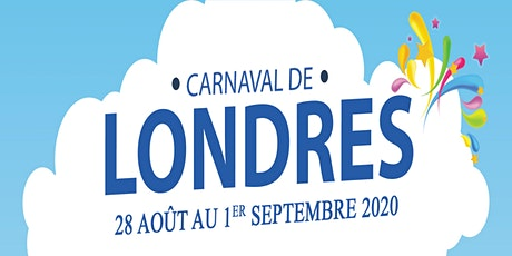 Carnaval de Londres 2020 tickets