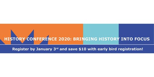 Montgomery County History  Conference 2020