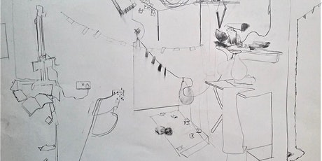 Ginny Elston - Experimental Drawing: Abstracting Space tickets