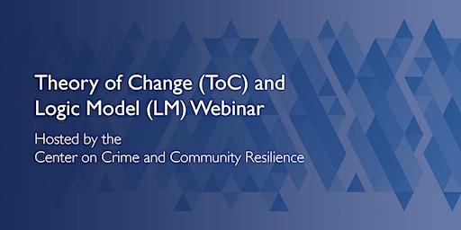 Theory of Change and Logic Model Development Webinar