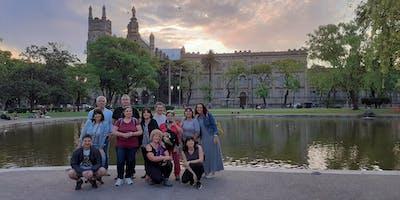 Sábado de Walking Tour Barracas 2, al borde de lo desconocido