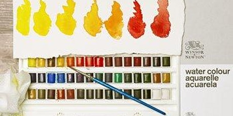 Introduction to watercolour Techniques and Mediums tickets