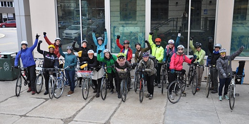 WMNBikePGH Winter What to Wear Workshop