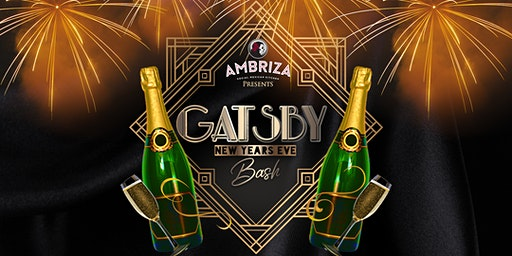 The Great Gatsby New Years Eve Bash!