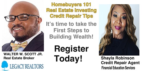 Homebuyers Financial Workshop tickets