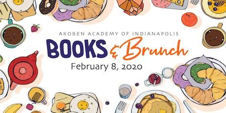 2020 Books & Brunch tickets