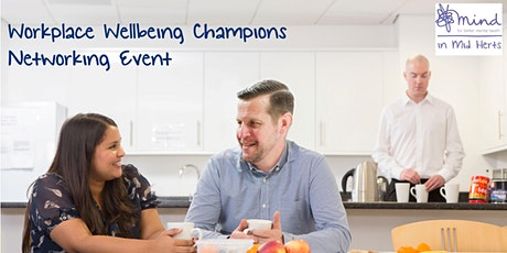 Workplace Mental Health Champions Network tickets