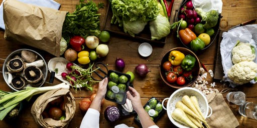 Vibrant Health From Your Kitchen Cooking Class in Ocean
