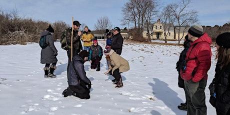 Winter Wildlife Tracking tickets