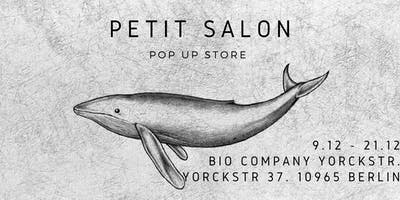 Petit Salon: Sustainable Pop-Up Store for children