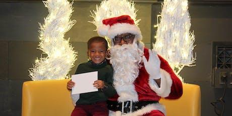 Cincinnati Black Santa tickets