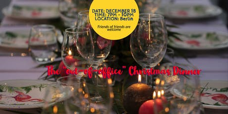 Christmas Dinner for Remote Workers Berlin tickets