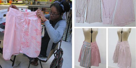 Make your own simple & stylish skirt  tickets