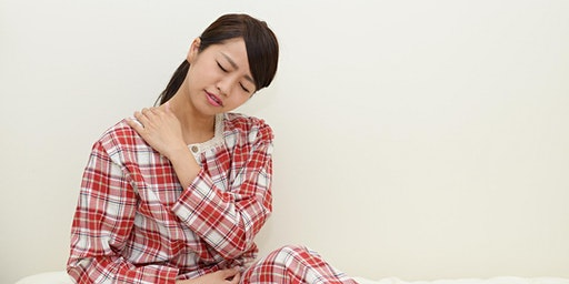 Disarming Shoulder Pain