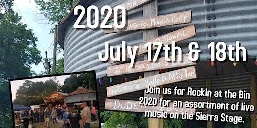 Rockin at the Bin 2020