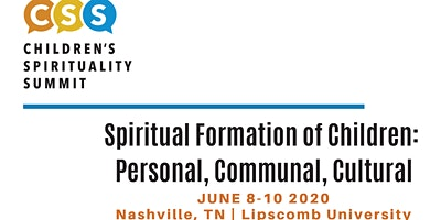 Children's Spirituality Summit 2020