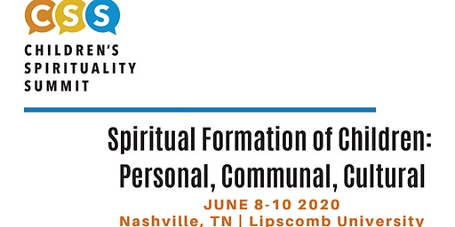 Children's Spirituality Summit 2020