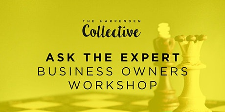 Ask The Expert: Martin Munro - Business Planning Workshop tickets