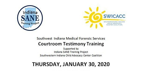 Forensic Nurse Courtroom Testimony Training tickets