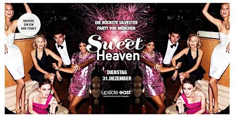 Sweet HEAVEN - die höchste Silvester Party von  München Tickets
