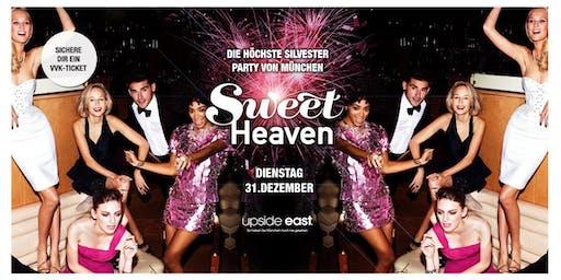 Sweet HEAVEN - die höchste Silvester Party von  München