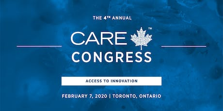 CARE™ Congress 2020: Access to Innovation tickets