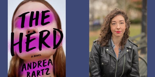 Andrea Bartz Presents: THE HERD