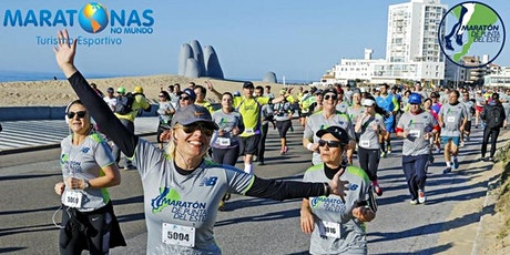 Maratona de Punta del Este 2020 - Pacote Terrestre (para quem viaja de avião) ingressos