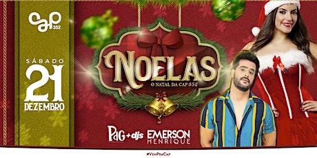 Noelas - Cap 352 Passo Fundo ingressos