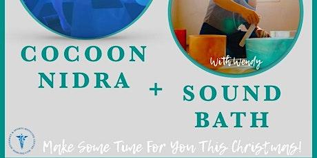 Cocoon Nidra + Sound Bath  tickets