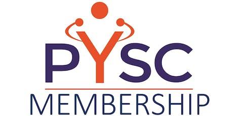 PYSC Board Workshop - Developing Empowered Board Members tickets