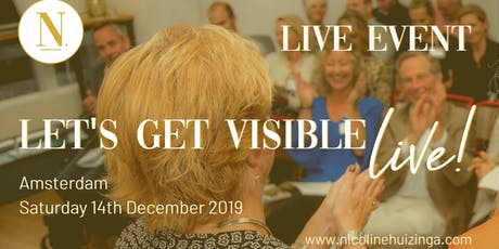 Let's Get Visible Live! tickets