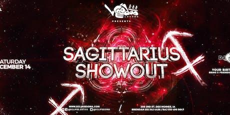 Sagittarius Showout with DJ RAJ and Friends tickets