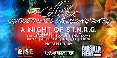 Christmas & Holiday Party with Powerhouse Real Estate & Atlanta REIA tickets