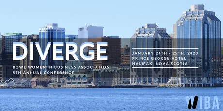 Rowe WIBA 5th Annual Atlantic Conference: Diverge tickets